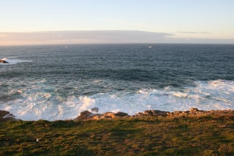 Costa Norte en A Coruña, Galicia