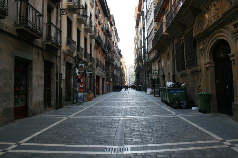 Pamplona...