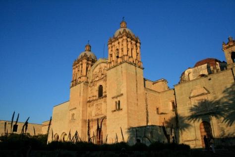 Convento de Santo Domingo, Oaxaca Mèxico